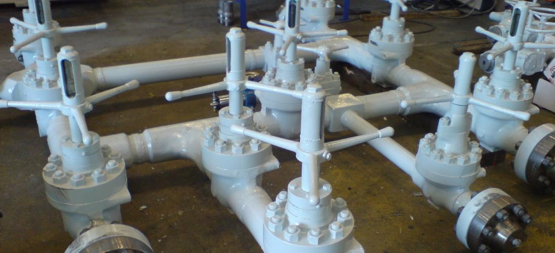 7500 Mud Gate Valves